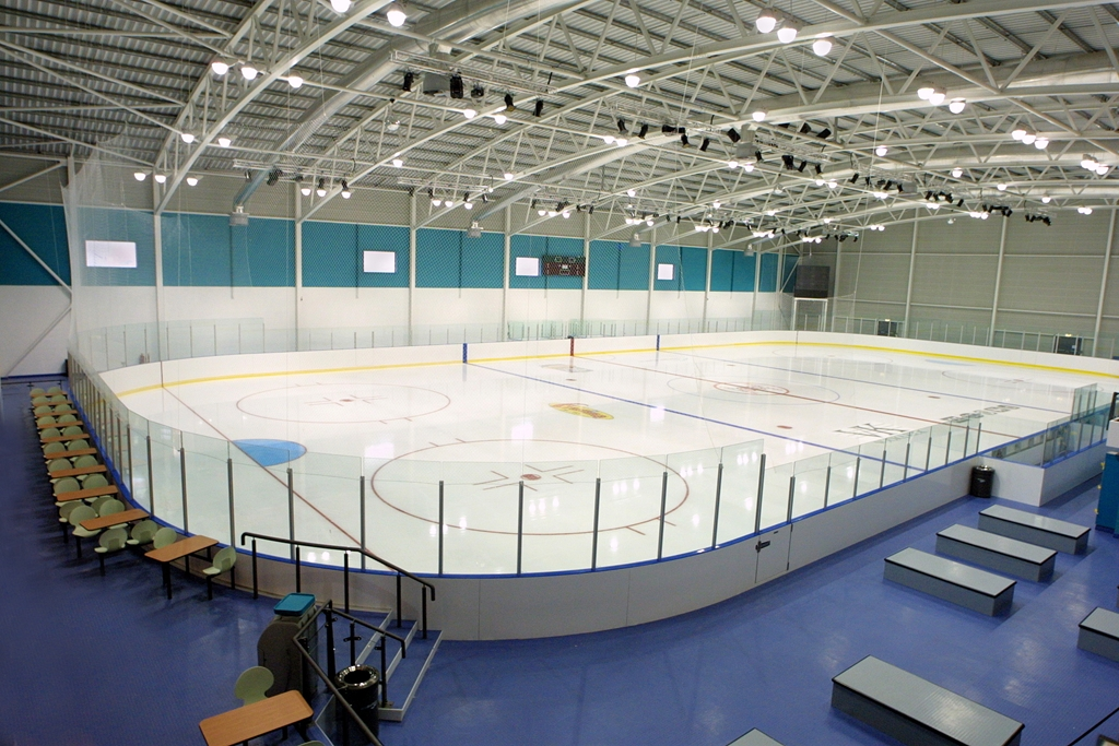 Ice Sheffield ice Pad