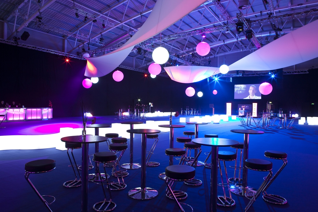VIP Reception at ice Sheffield