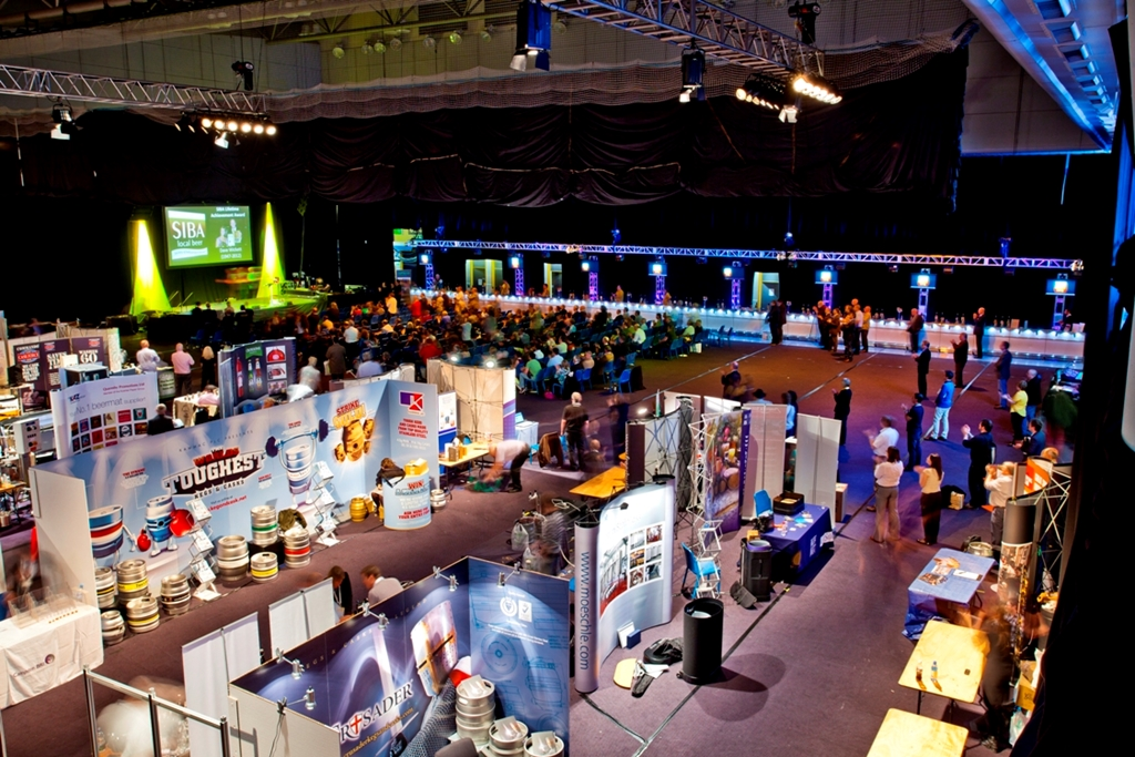 Exhibition in the International Sports Hall
