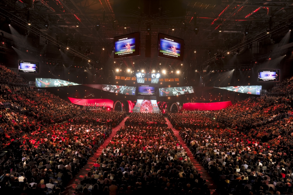 The Full Arena