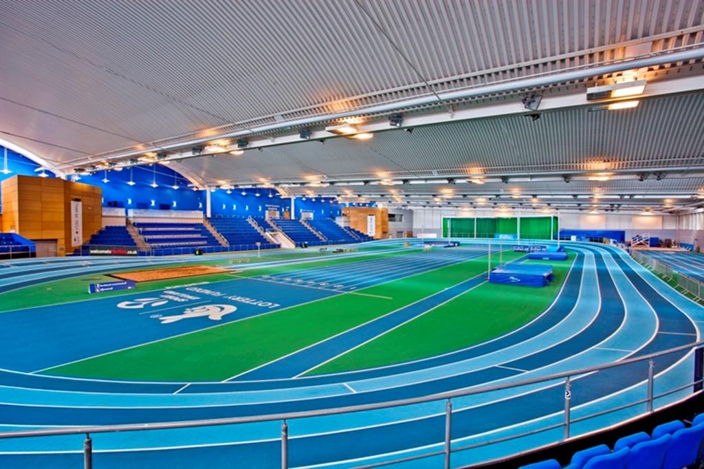 EISS Athletics Hall