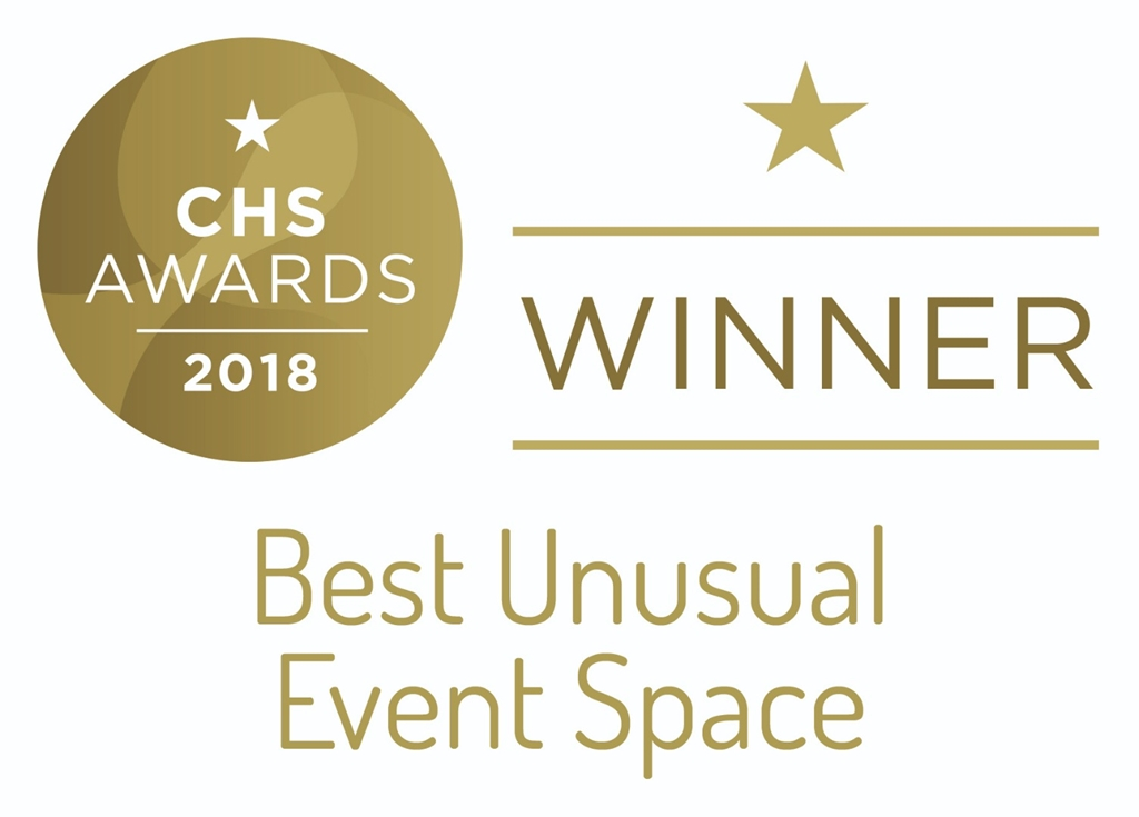 MAGNA Winner of CHS 2018 Award for Best Unusual Event Space