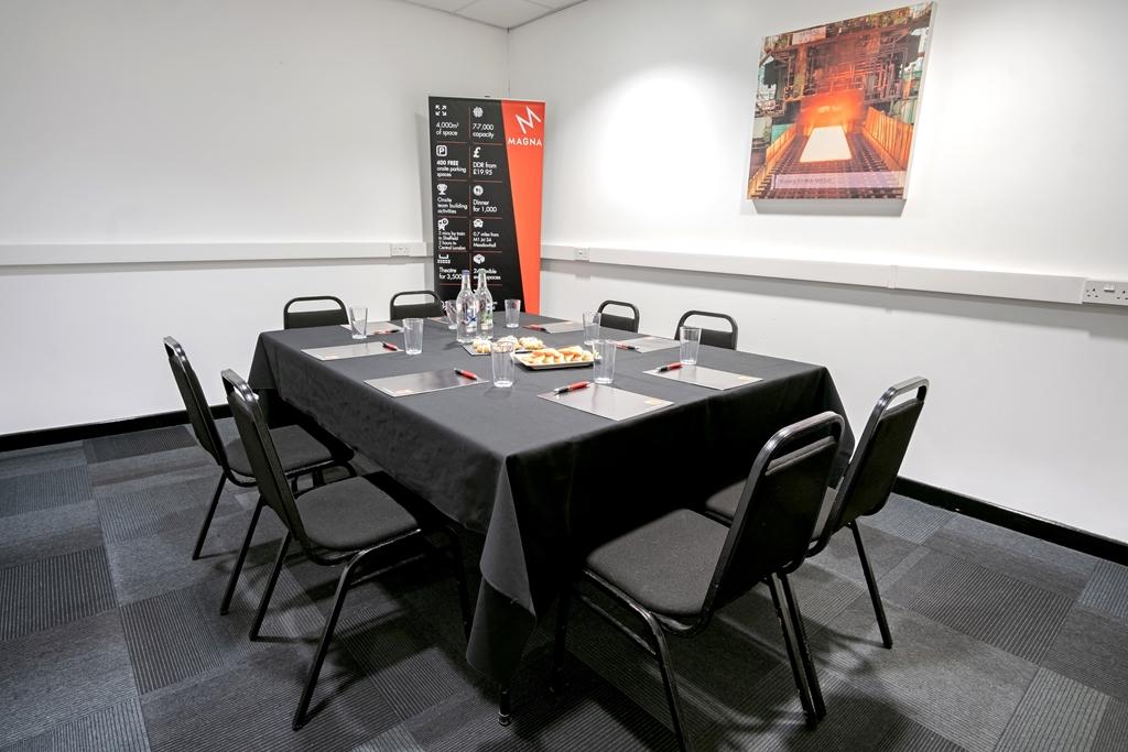 Magna Boardroom Example