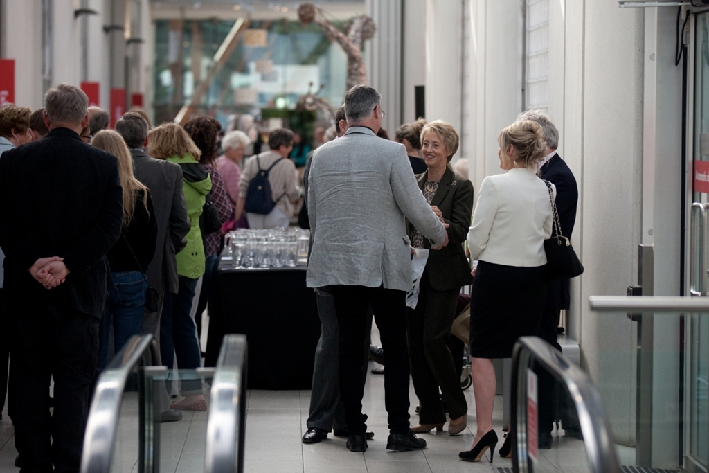 Metalwork Collection event at Millennium Gallery