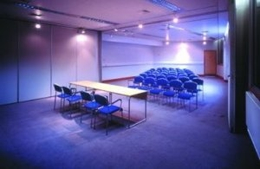 Flexible space with AV facilities