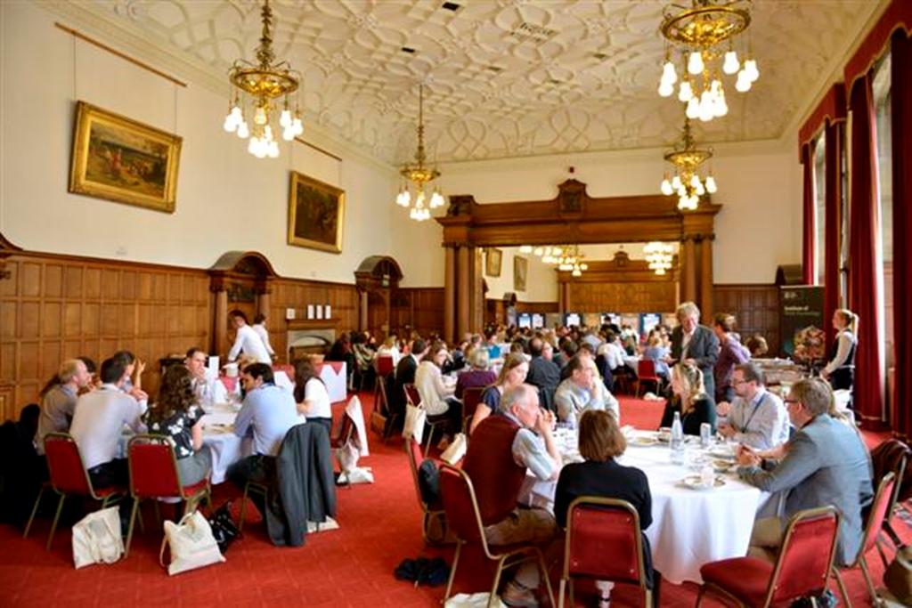 Banqueting at the Sheffield Town Hall