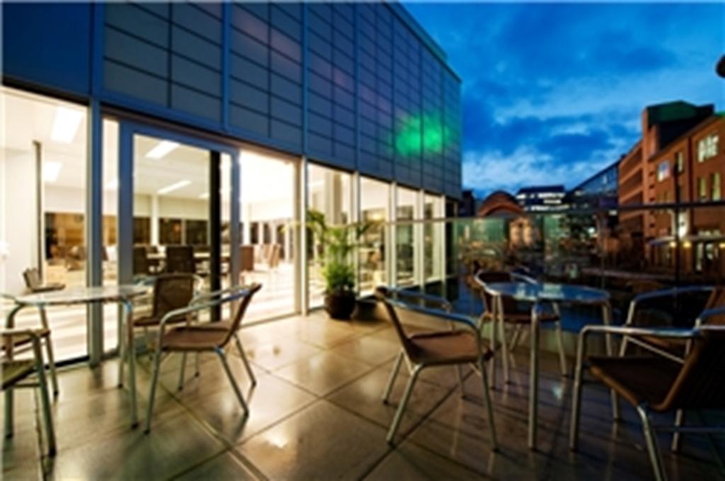 Terrace outside the Adelphi Room