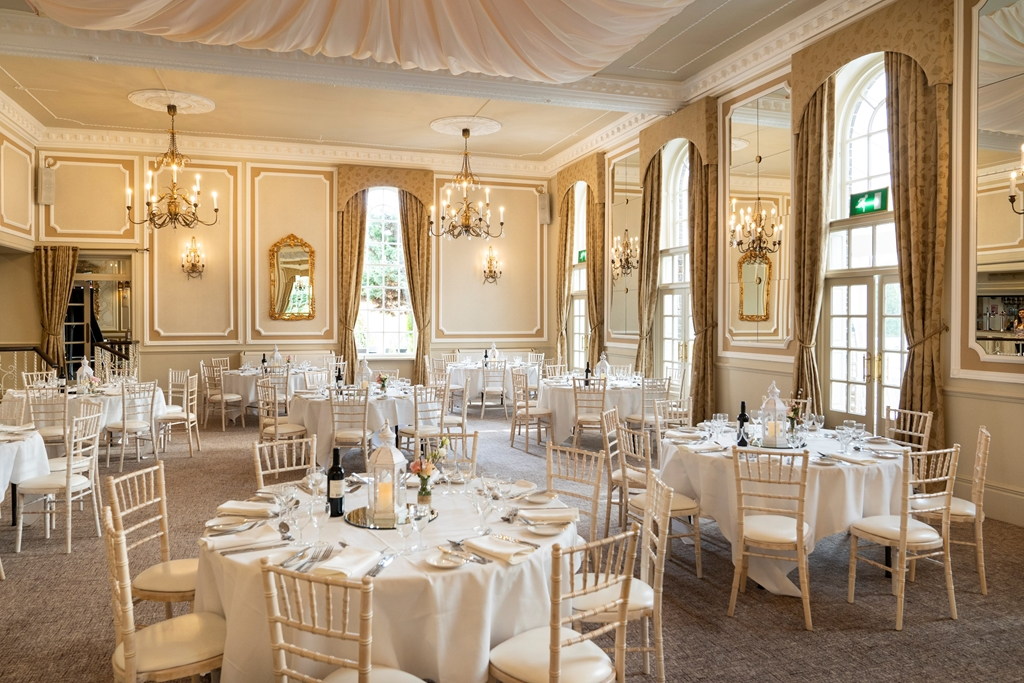 Ringwood suite corporate dining