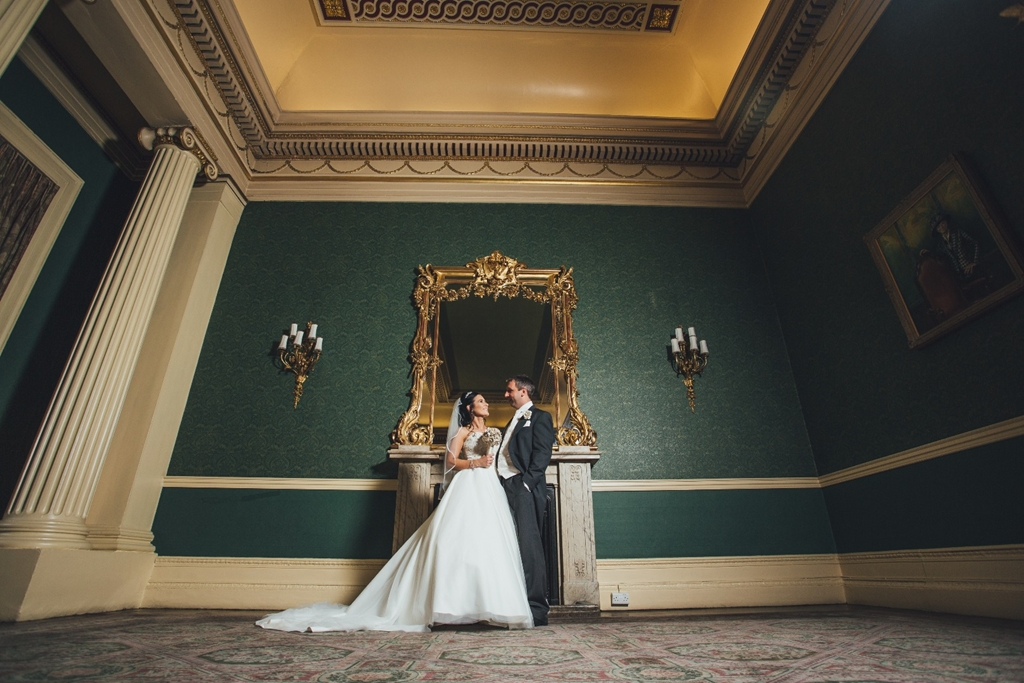 Reception Room - Bride & Groom