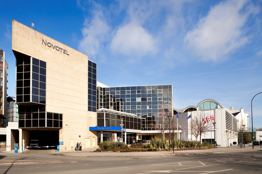 Novotel Sheffield Centre - outside structure