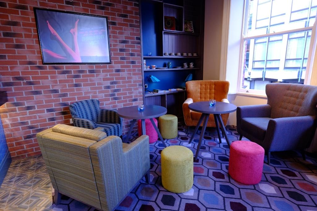 Sheffield upstairs bar
