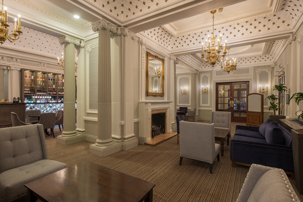 Our Beautiful Grand Lounge Seating Area