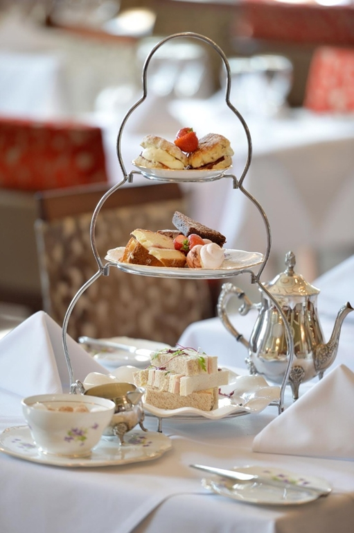 Add an Afternoon tea to your time at the hotel