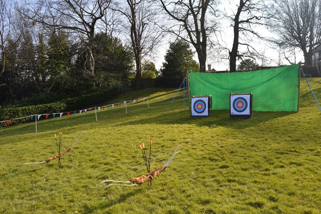 Archery at Kenwood Hall