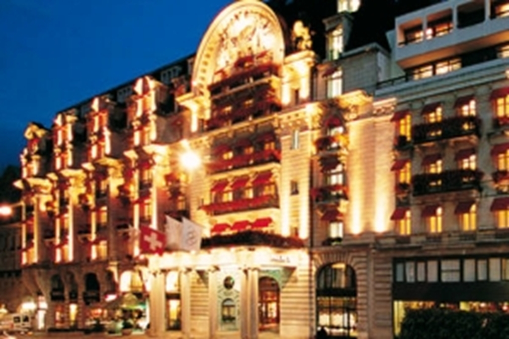 Lausanne Palace Hotel & Spa