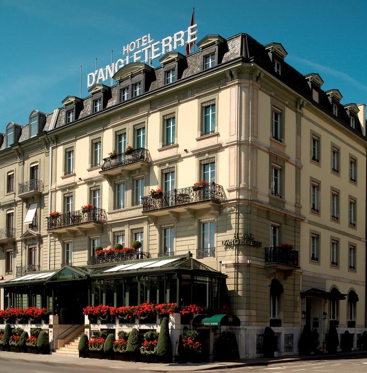 D'Angleterre Hotel Geneva