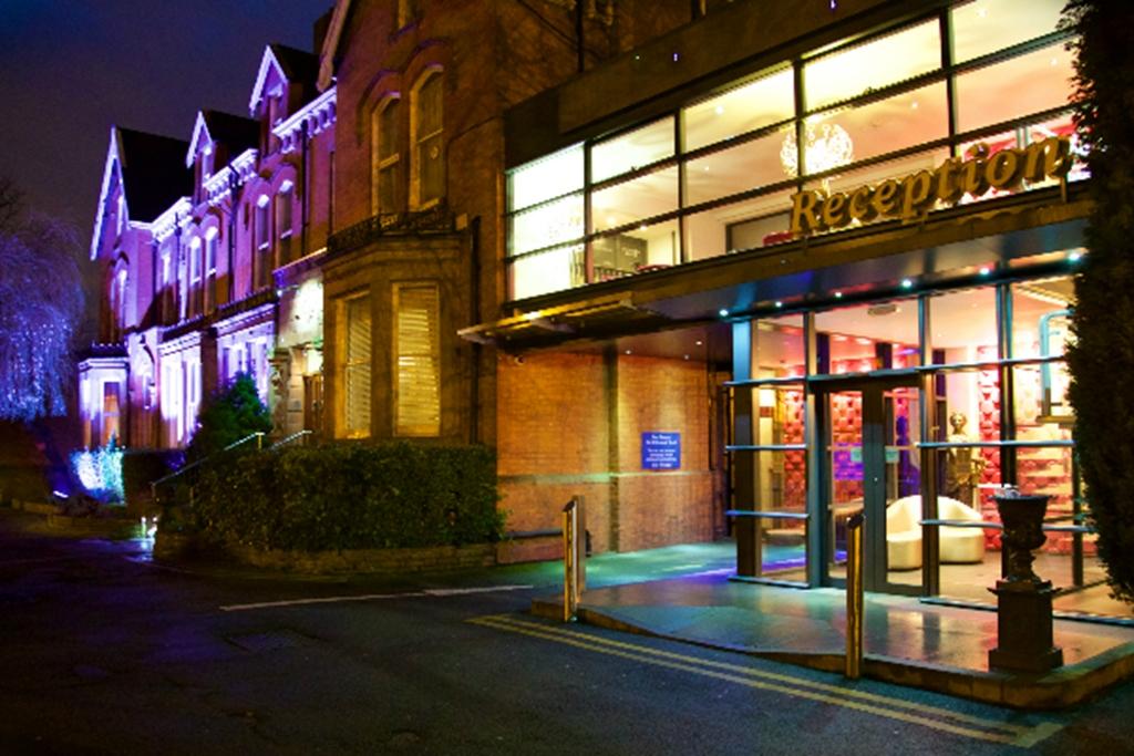 Best Western Hallmark Hotel Manchester Willow Bank