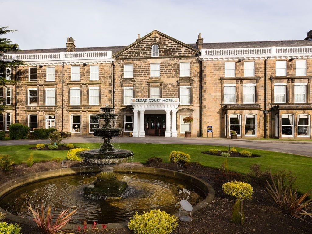 Best Western Plus Cedar Court Hotel-Harrogate