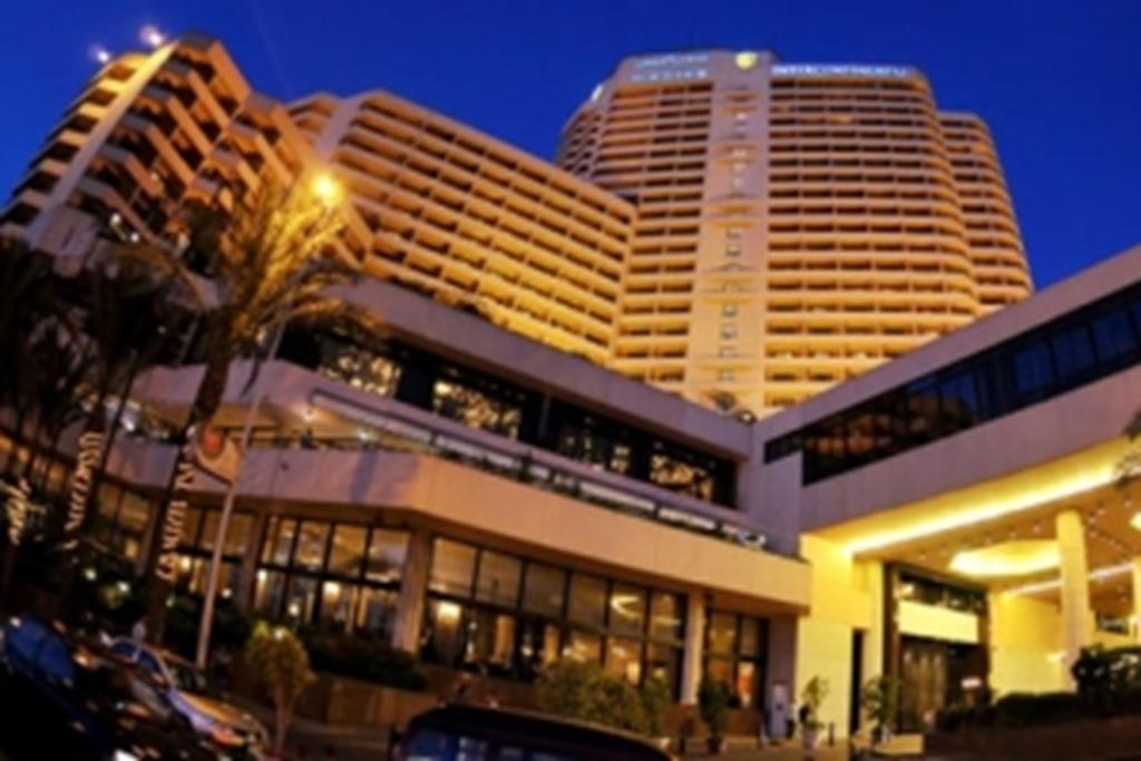 Inter-continental Hotel Cairo Semiramis