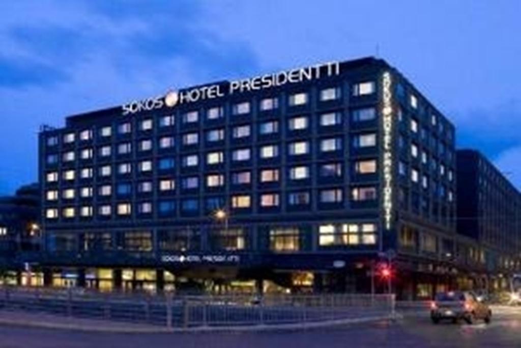 Sokos Hotel President