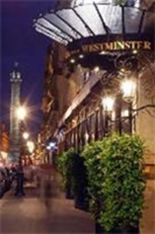 Hotel Westminster Paris