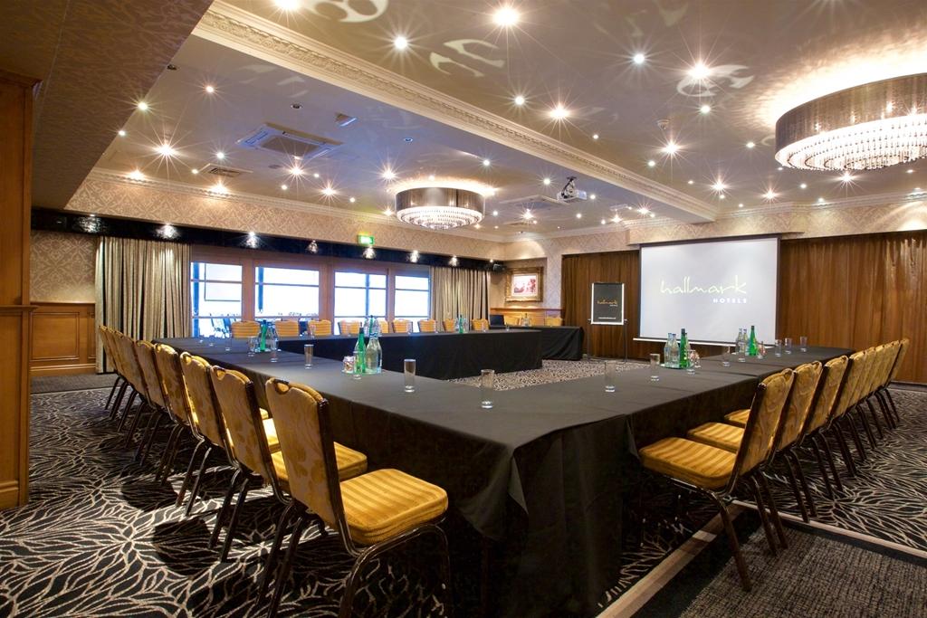 Best Western Hallmark Hotel Warrington Fir Grove
