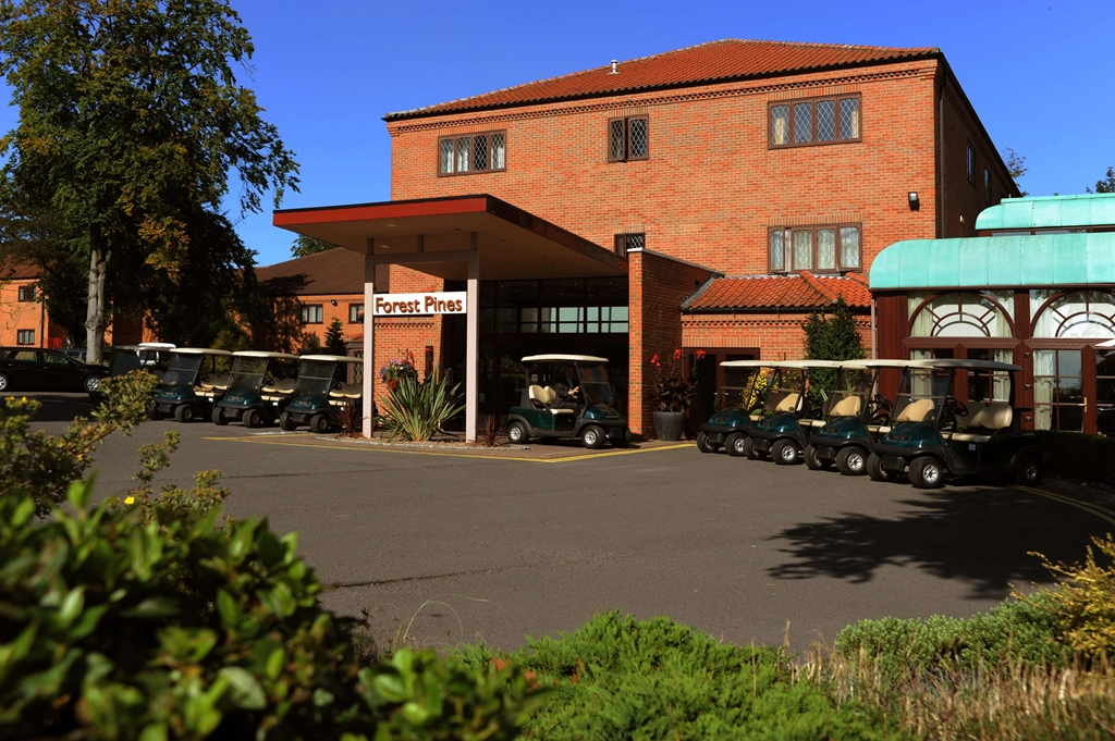 Forest Pines Hotel & Golf Resort Humberside