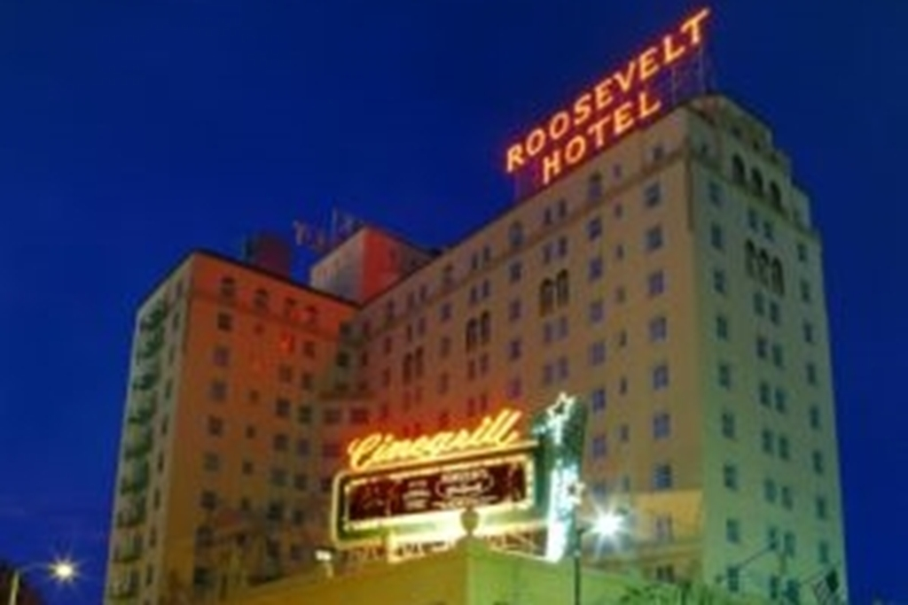 Srs-Roosevelt Hotel Hollywood