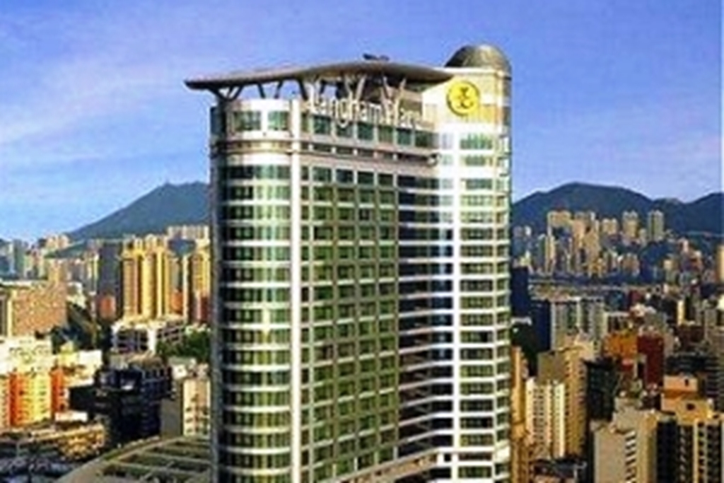 Langham Place, Mongkok, Hong Kong