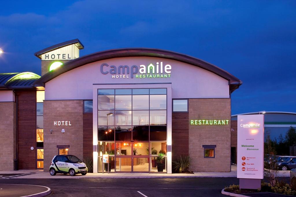 Campanile Northampton Hotel