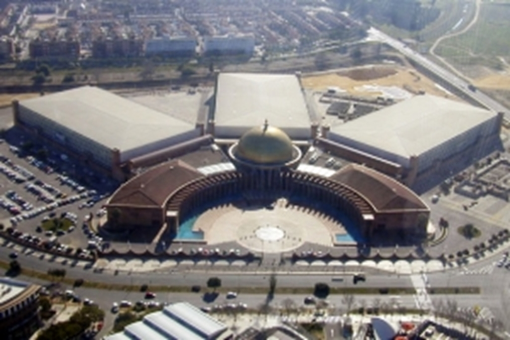 Seville Conference and Exhibition Center, Fibes