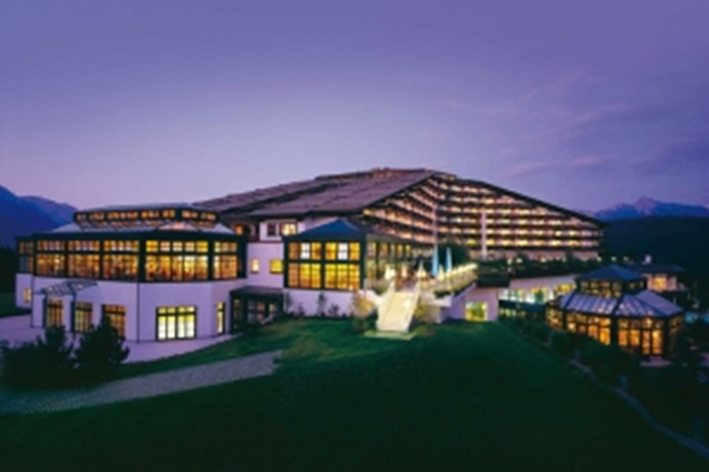 The Interalpen Hotel Tyrol