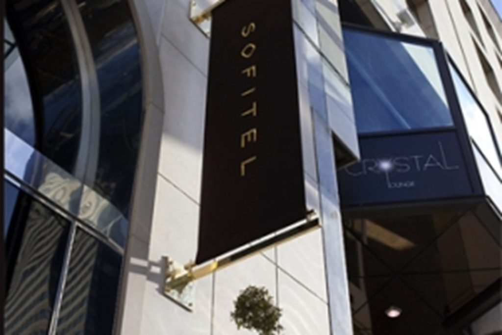The Sofitel Brussels Le Louise