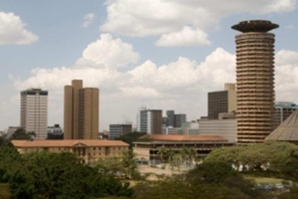 The Kenyatta International Conference Centre