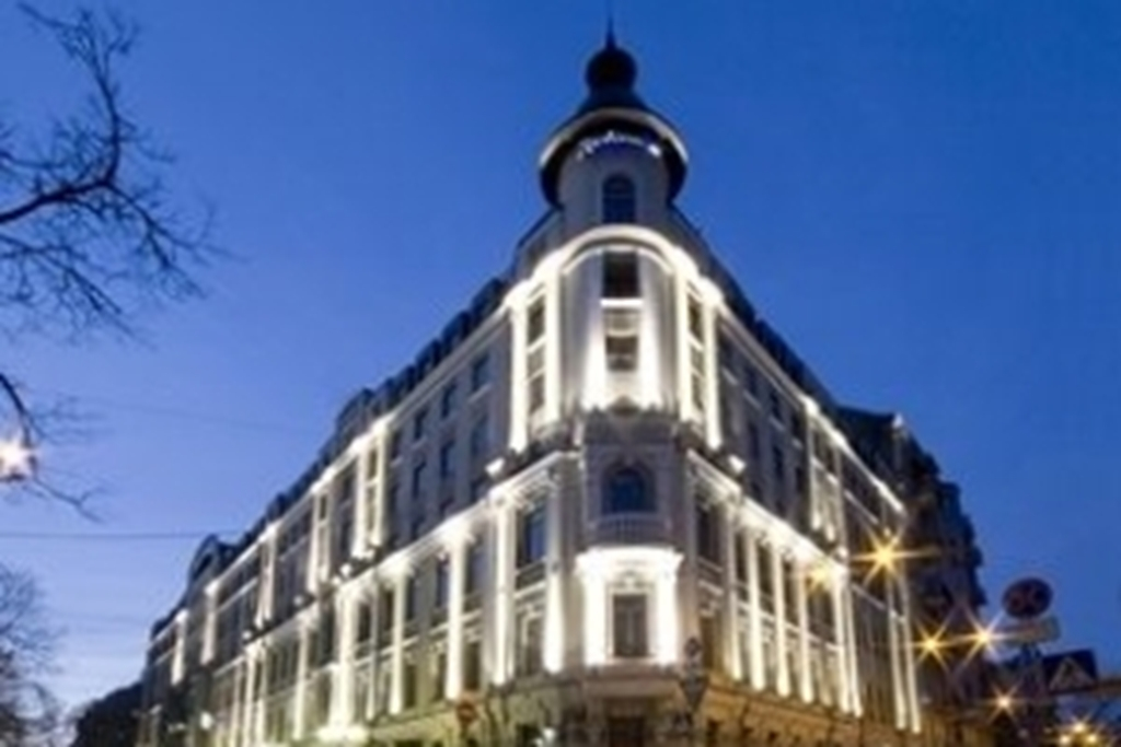 Radisson Blu Hotel, Kiev