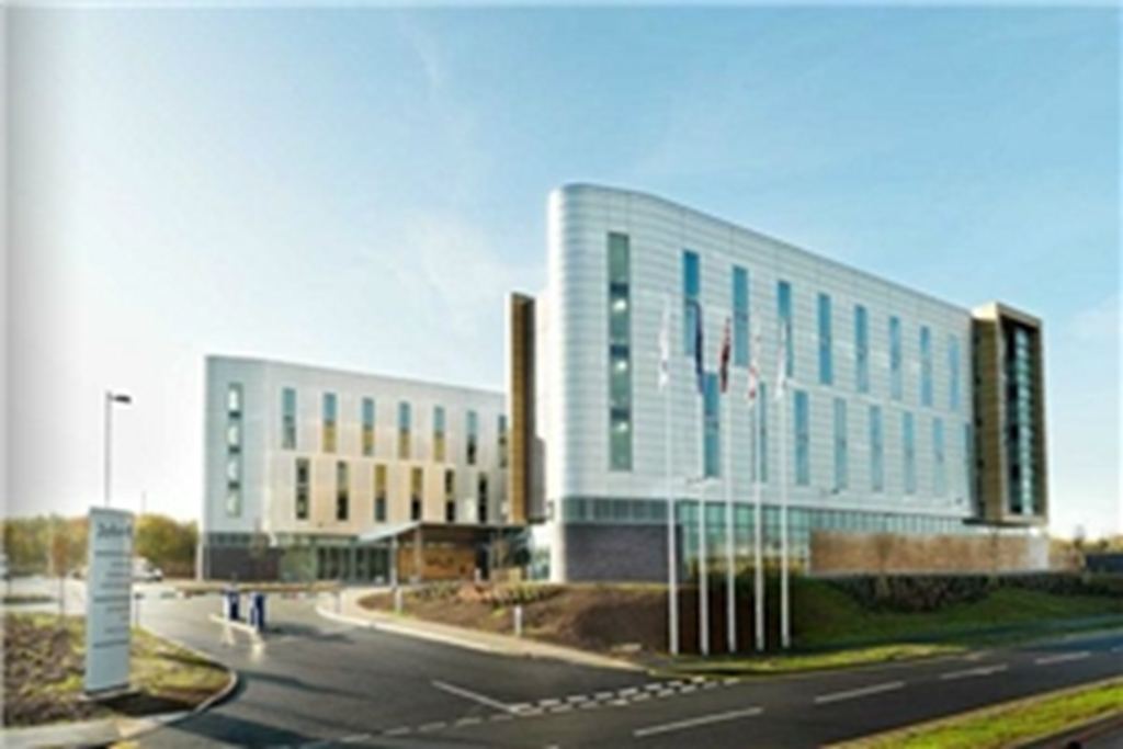 Radisson Blu Nottingham, East Midlands Airport