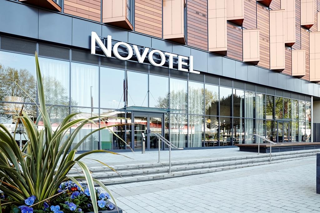 Novotel London Wembley.