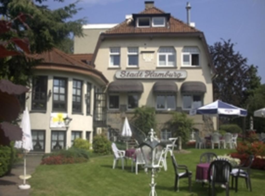 Bad SalzuflenCity Partner Hotel Stadt Hamburg