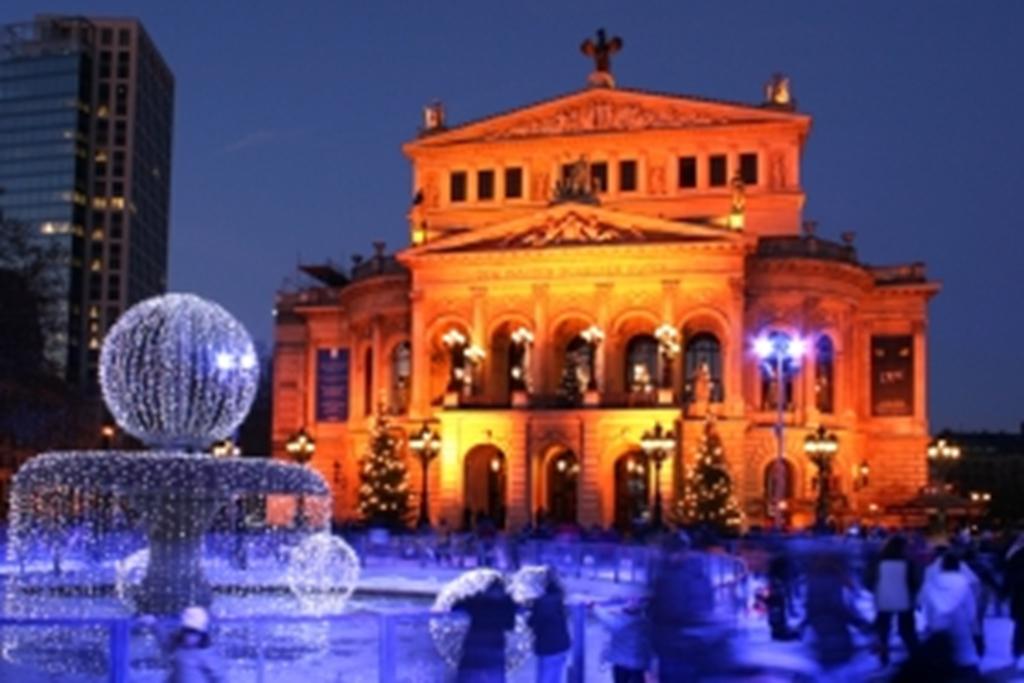 Frankfurt An der Alten Oper