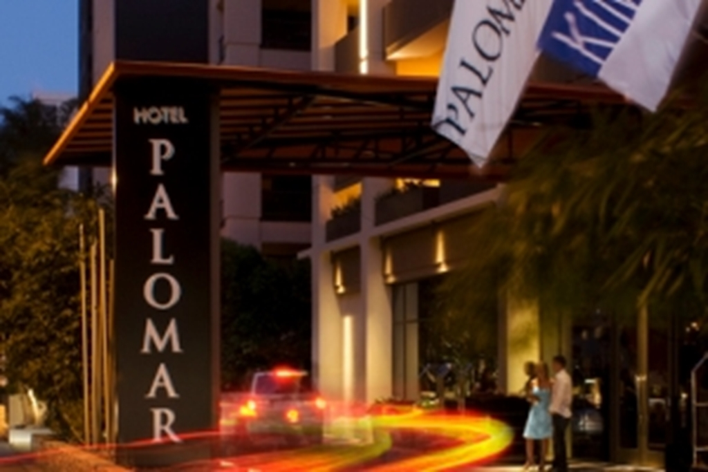 Hotel Palomar Los Angeles