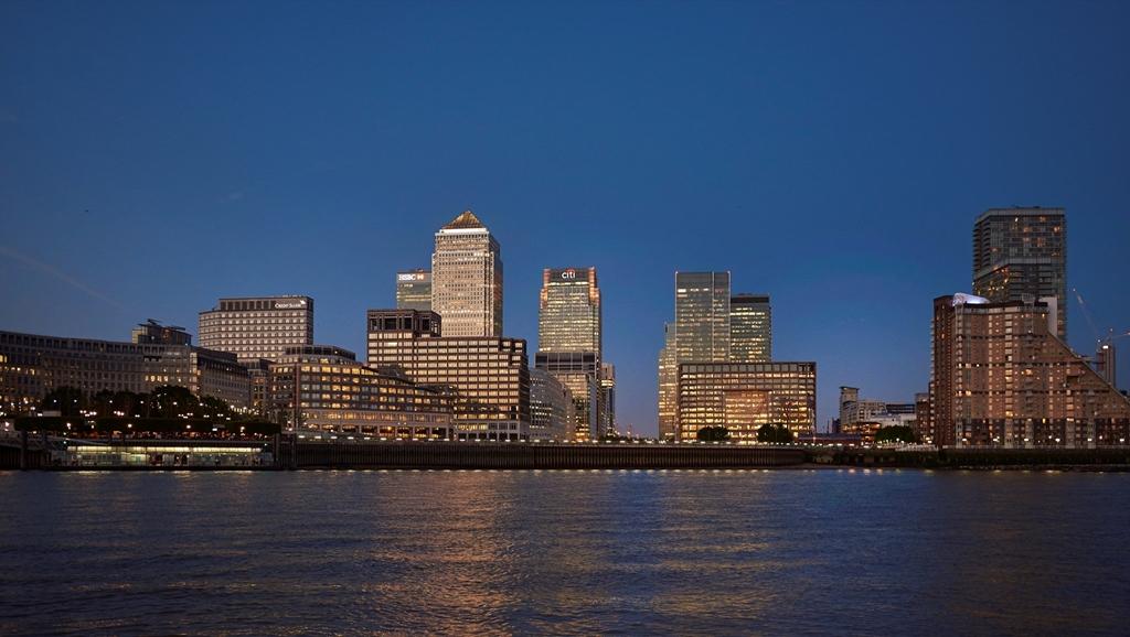 DoubleTree by Hilton London Docklands Riverside