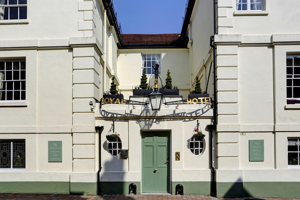 BW Premier Collection Winchester Royal Hotel