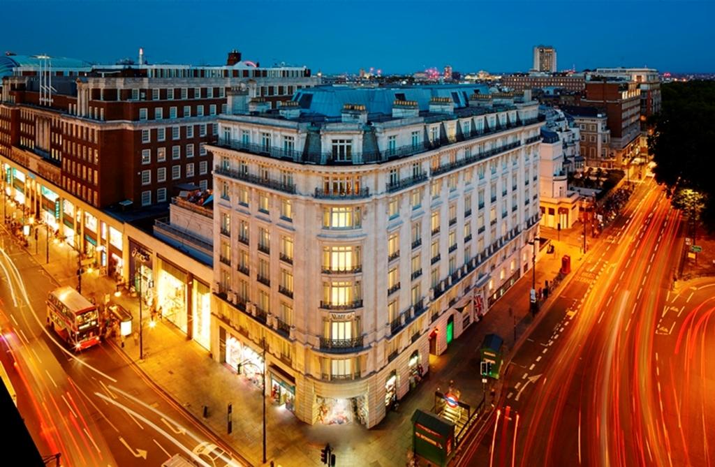 London Marriott Hotel Park Lane
