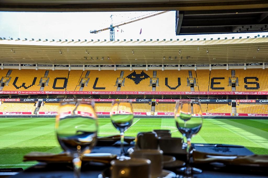Molineux Stadium, Wolverhampton Wanderers FC