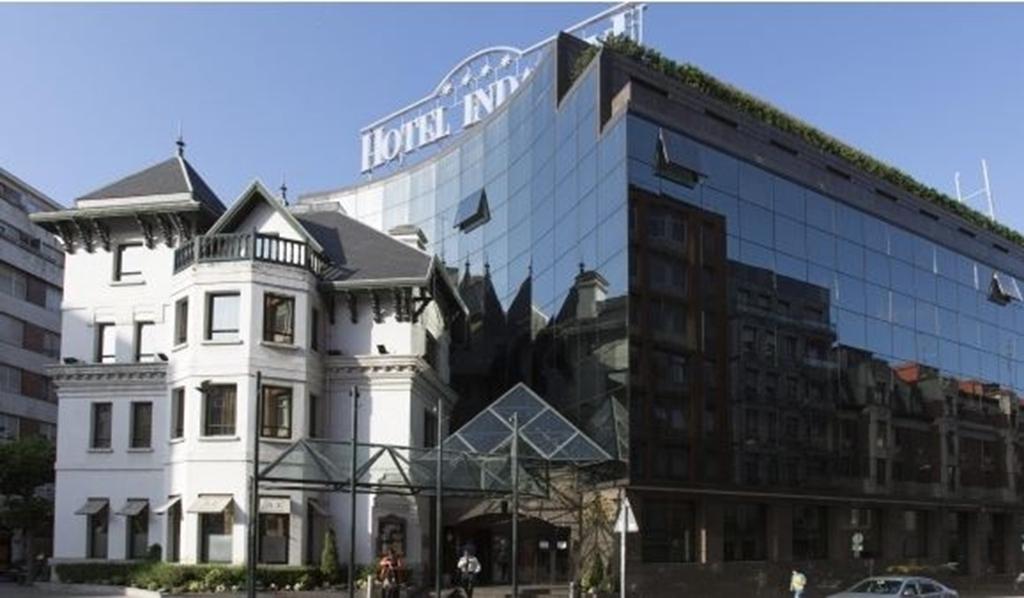 Silken Hotel Indautxu Bilbao