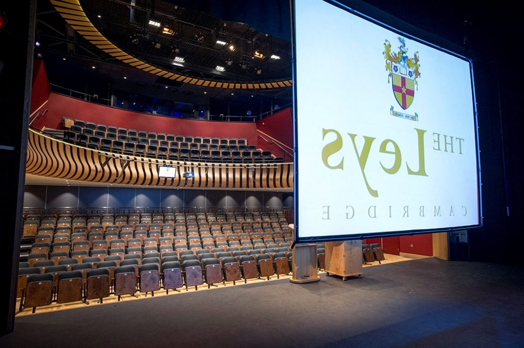 Great Hall at the Leys
