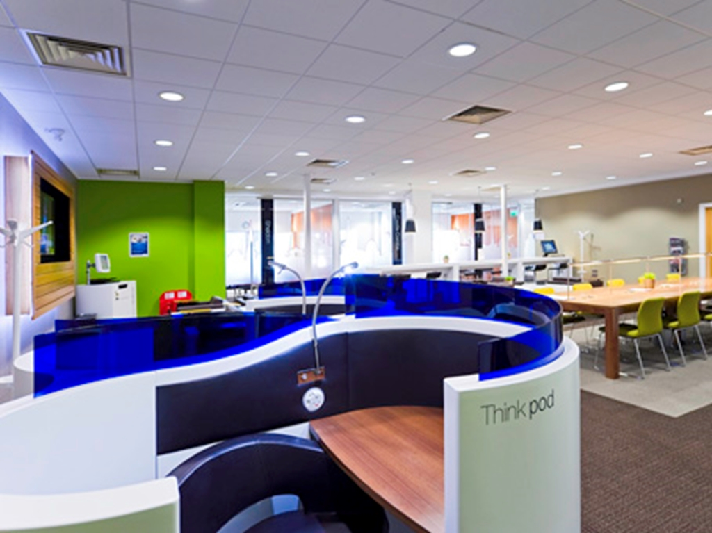Regus Express Leigh Delamere Services