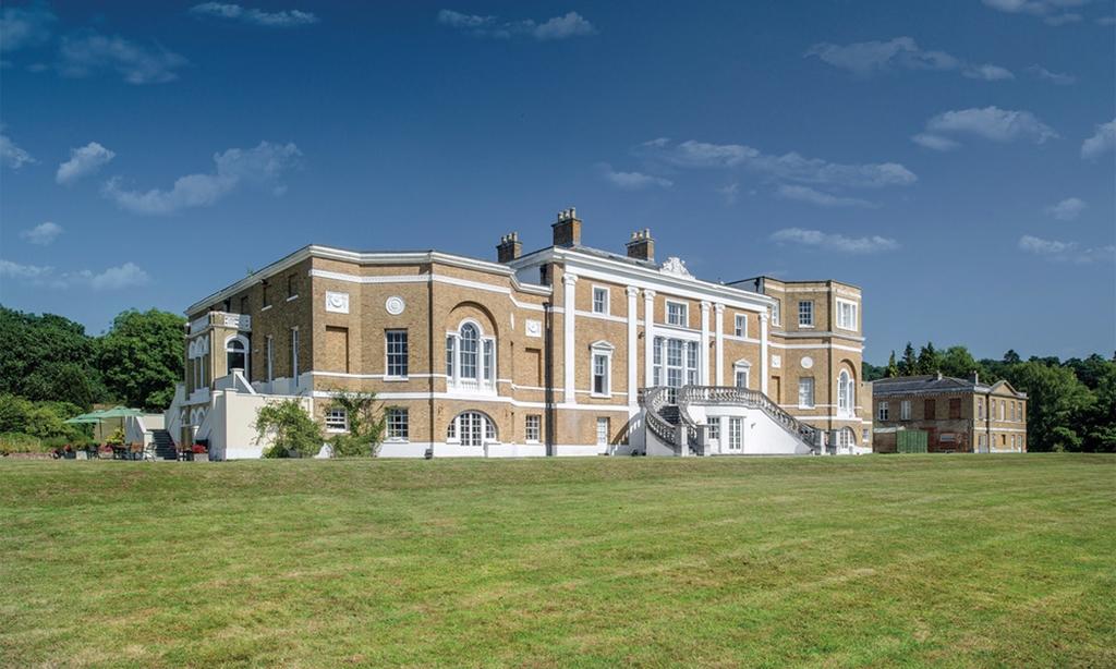 Waverley Abbey House