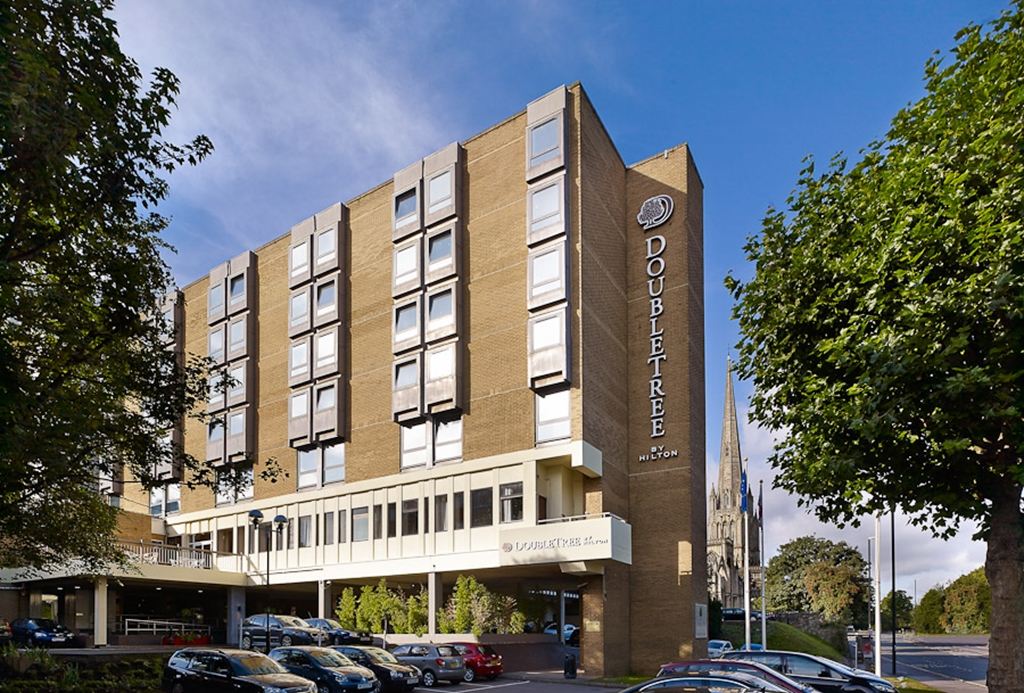 DoubleTree by Hilton Bristol City Centre, Hotel