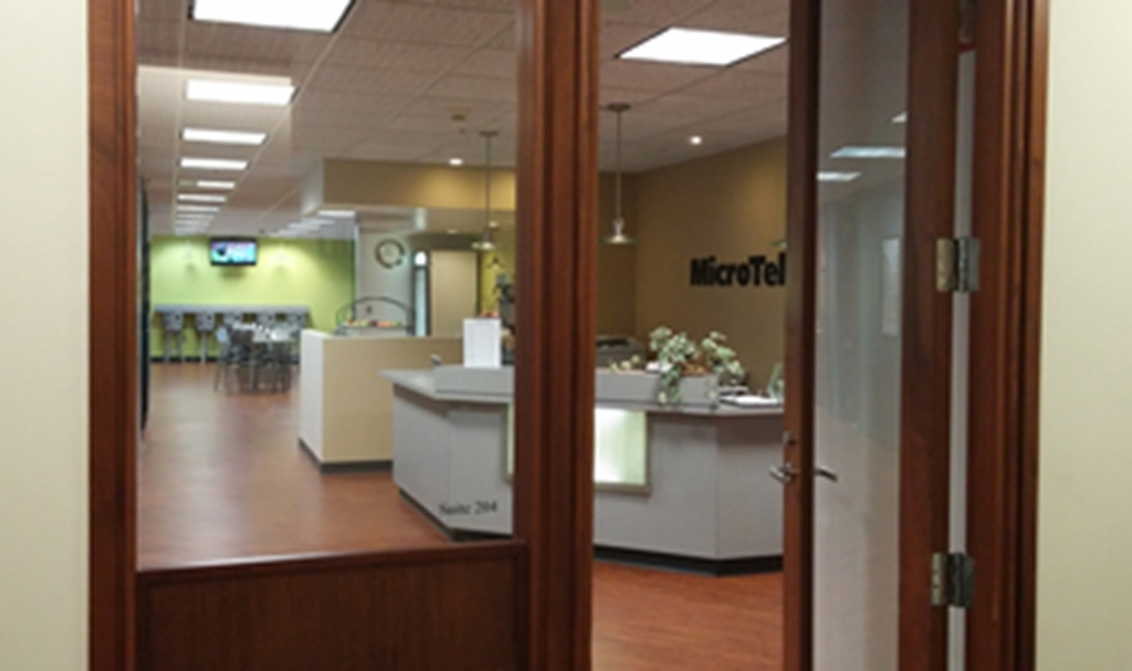 MicroTek Boston Training & Meeting Rooms